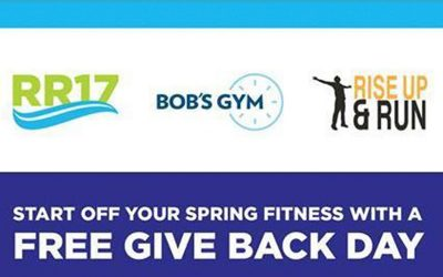 Free Day of Fitness at Bob's Gym