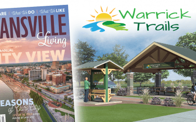 Evansville City View: Connecting Community