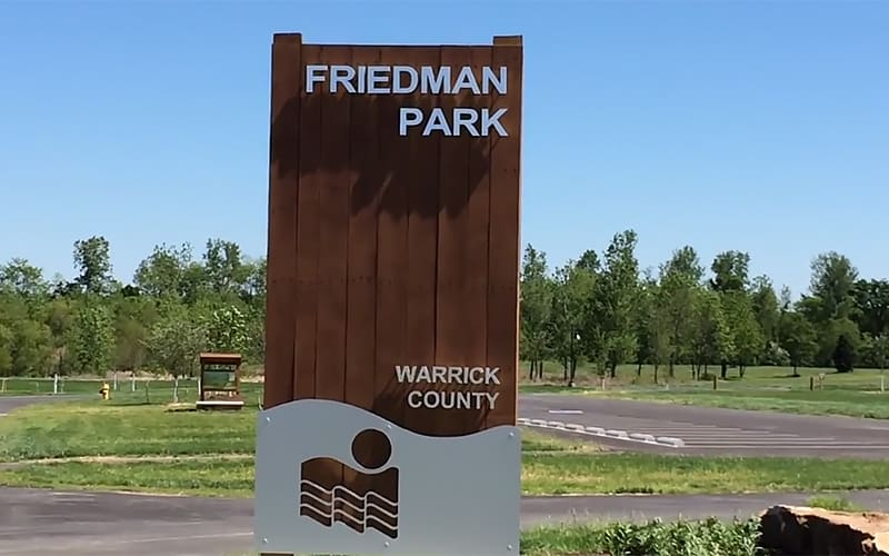 Grand Opening of Friedman Park